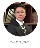 Tsai Y. T., Ph.D. 蔡岳廷