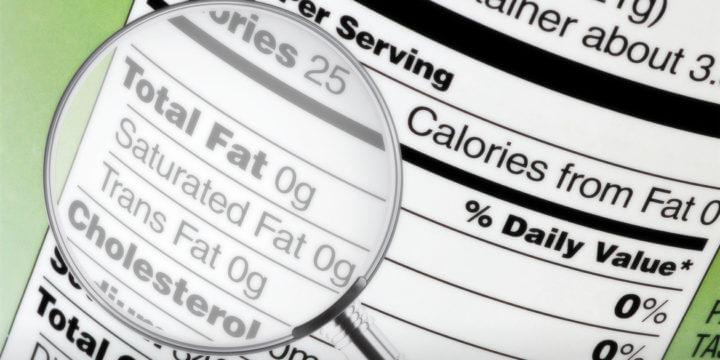 食品外銷歐美常見FDA十四大營養標示檢驗與其他成分檢測分析