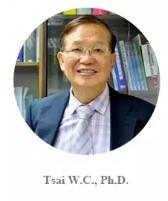 蔡文城 Tsai W.C., Ph.D.