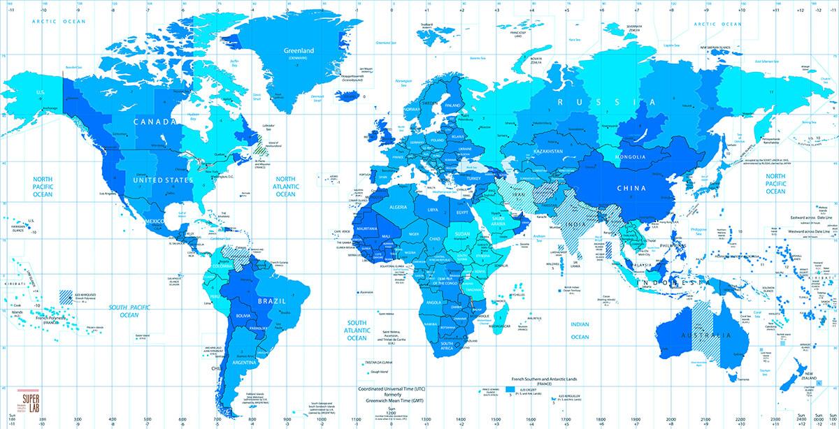 世界各國檢驗規範