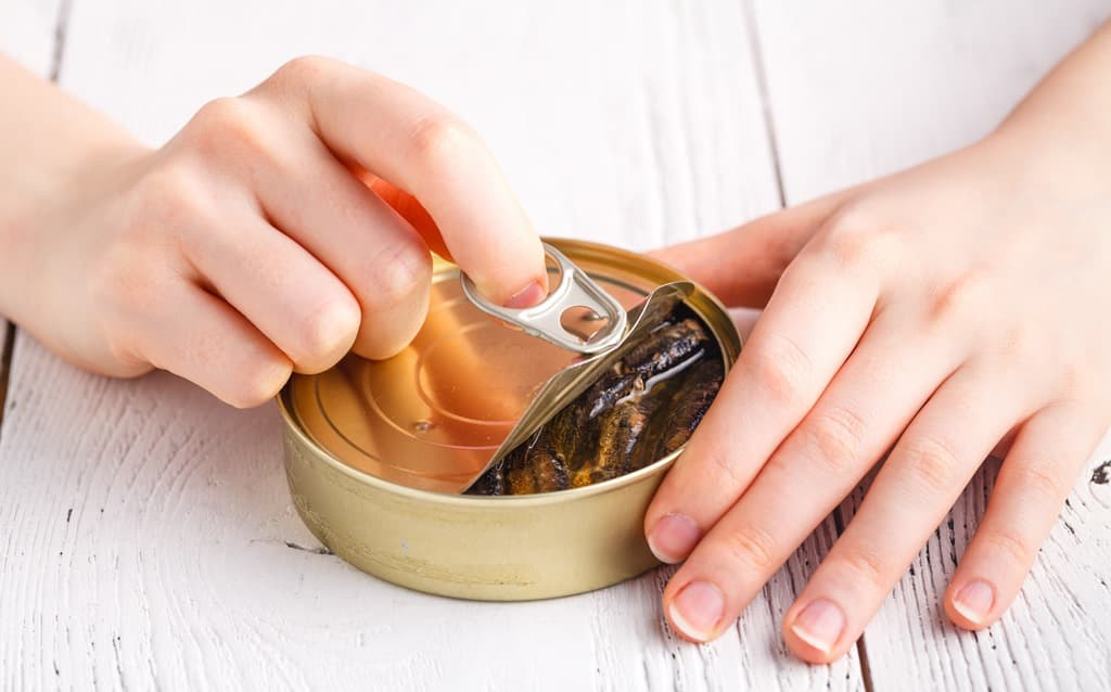 罐裝食品檢驗分析