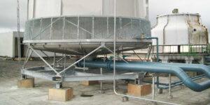 水塔系統清洗及消毒方式,防治退伍軍人菌