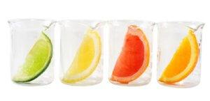 市售柳橙果汁糖份檢測