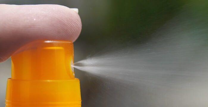 環保署草案人用防蚊液需毒理檢測才能上架販售