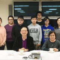 東吳大學微生物蒞臨指導,交流互惠科學研究