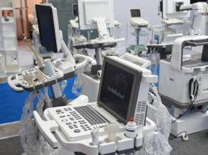 診斷用超音波影像系統暨超音波轉換器