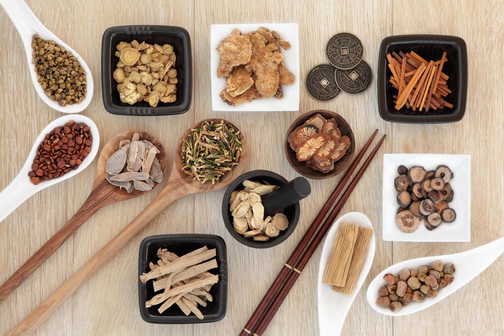 傳統食材原料檢驗分析