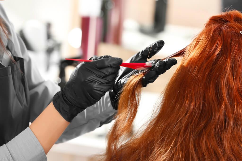 化妝品染髮劑
