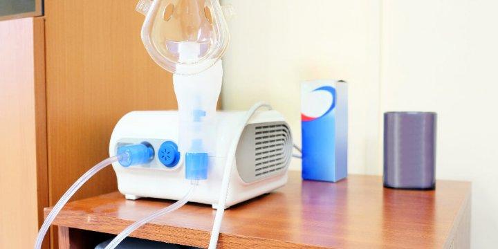 霧化器清潔確效試驗