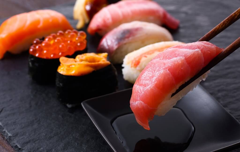 生魚片壽司檢驗分析頻評估項目