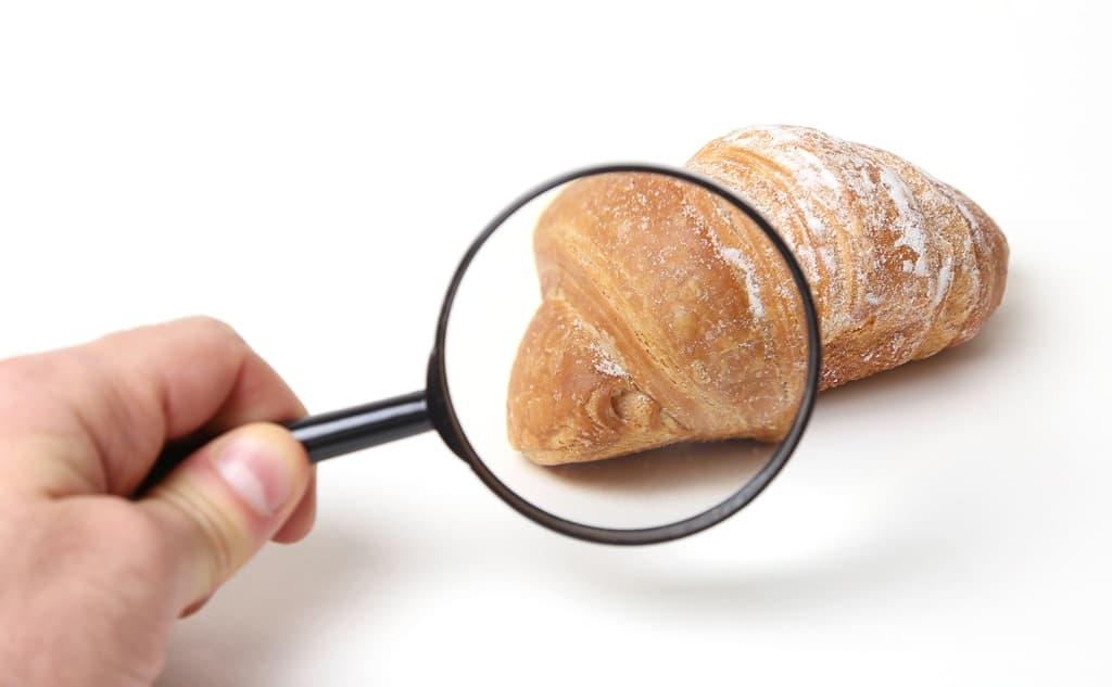 可頌麵包檢驗分析