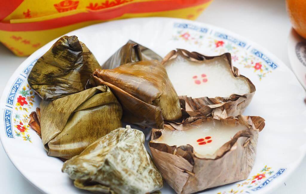 肉粽東方食品美食