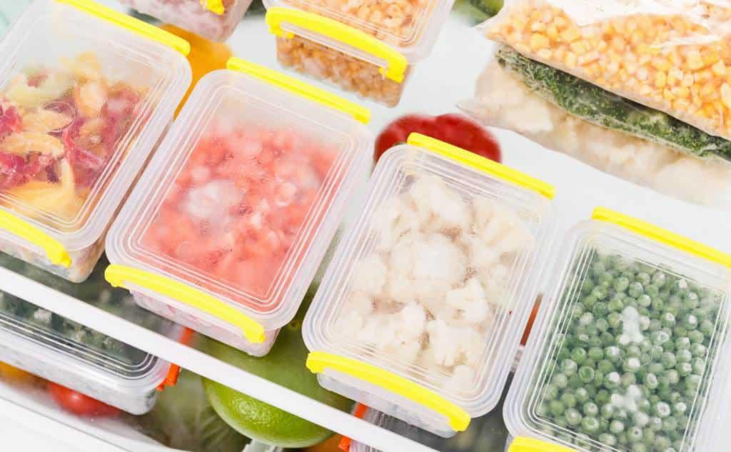冷藏食品盒裝與袋裝