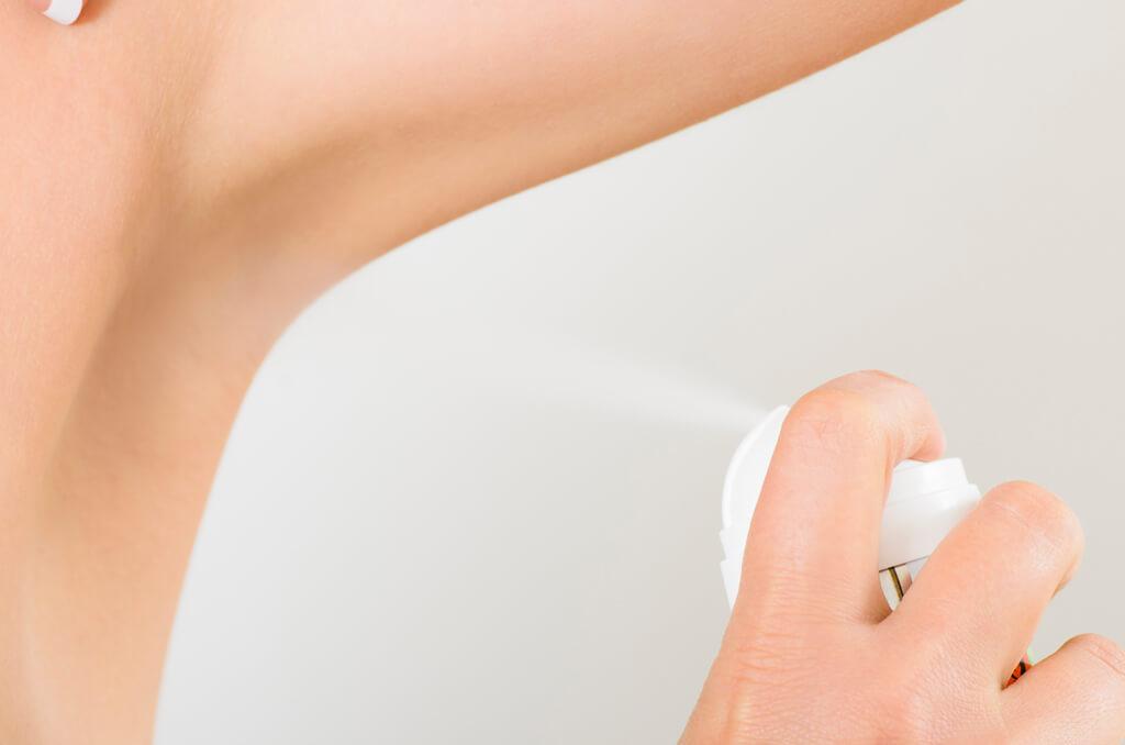 止汗噴劑功效檢驗項目
