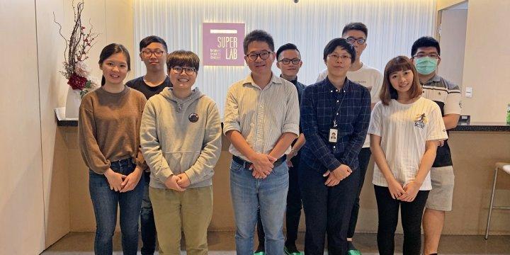 陽明大學蒞臨指導,交流互惠產業發展及科學研究