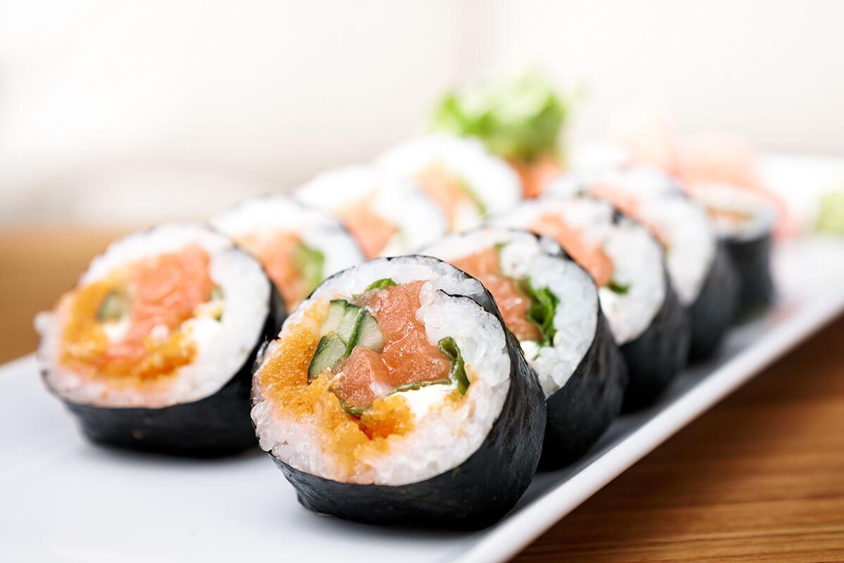 明太子壽司日本料理