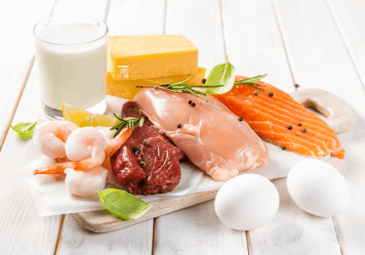 食物殘留動物用藥標準48項檢驗(肉類、乳類、海鮮)