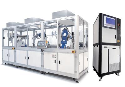 【PCR核酸檢測】能量升級,台美引進自動化檢驗設備 QVS-96s 和 LabTurbo AIO SP-qPCR